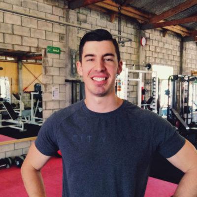 Dane Carr - Fitness Services Coordinator